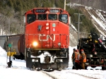 CN 516 on Foulon